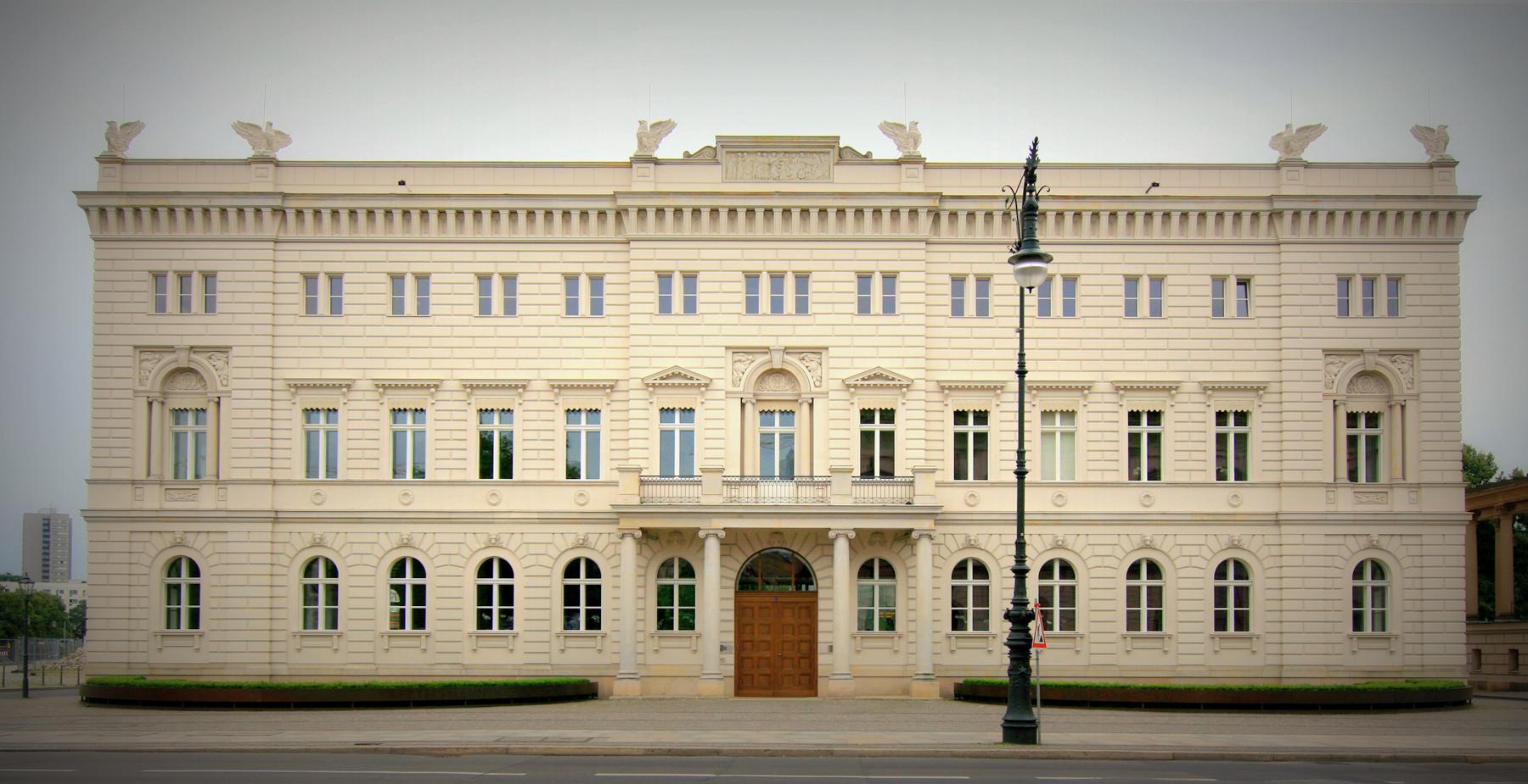 Kommandantenhaus Berlin